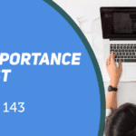 Session 143 - The importance of rest